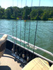 pontoon boat fish rod holders