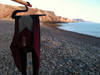 Wetsuit Drying Hanger | No Stress Points Preserves Wetsuit