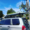 subaru roof rack paddleboards