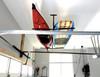 garage storage for kayaks and paddleboards