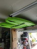 kayak hoist for garage