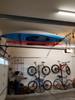 ceiling mount for kayaks