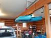 kayak garage ceiling storage