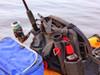 kayak seat storage
