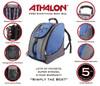 Athalon Everything Boot Bag | Ski and Snow Travel Bag | Minor Defect