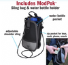 waterproof backpack with removable waterbottle pouch