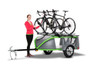 4 bike car trailer