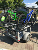 mountain bike car trailer