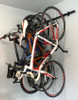 garage wall bike storage