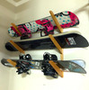 snowboard wall storage mount shelves