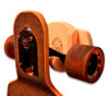 Wooden Skateboard Wall Mount | Skateboard and Longboard Hanger