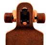 Wooden Skateboard Wall Mount | Skateboard and Longboard Hanger
