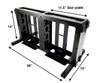 Snowboard Storage Rack | Free Standing | 4 Boards