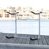 best kayak outdoor dock stand metal holder