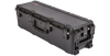 rolling travel case for fishing gear