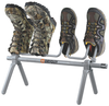 boot and shoe drying rack