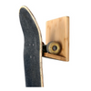 Bamboo Skateboard Wall Display | Board Hanger