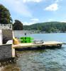 outdoor dock kayak storage
