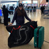airport travel triathlon bike bag