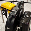 airport luggage bike travel case