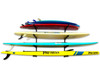 wall mounted SUP storage shelves
