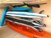 paddleboard wall organizer