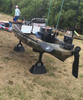 fishing kayak storage stand