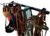 horse bridle storage hooks