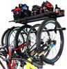 omni bike rack storage shelf garage wall mount
