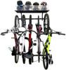 bike shelf storage rack