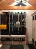 ski hanger for wall