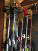 ski rental storage racks