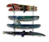 wakeboard and waterski rack
