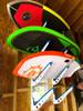 wakesurf board wall storage rack