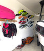 wall mount storage wakeboards wakesurf