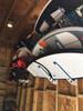 garage storage for wakesurf boards