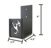 dimensions for wakeskate rack
