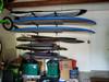 best indoor paddleboard storage rack