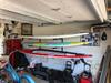 paddleboard garage storage rack
