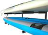 paddle board 2 wall storage bote isle isup
