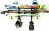 proper ski and snowboard storage