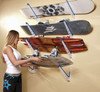 kiteboard storage rack