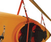 Hanging Strap Kayak Rack | Fits 2 Kayaks
