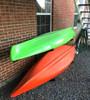 outdoor kayak home rack