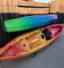 outdoor kayak storage rust proof