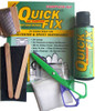 All purpose complete repair kit quick fix resin for polyester and epoxy surfboards