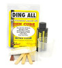 Sun cure ding all surfboard repair kit ultra fast resin