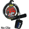 XM SUP coiled leash without power clip