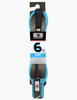Pro Surf Leash | 6 ft | Ocean and Earth