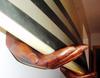 beatnik hands surfboard rack holding board